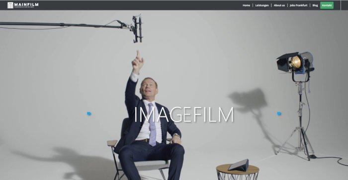 Imagefilm Blogbeitrag Seo Optimierung