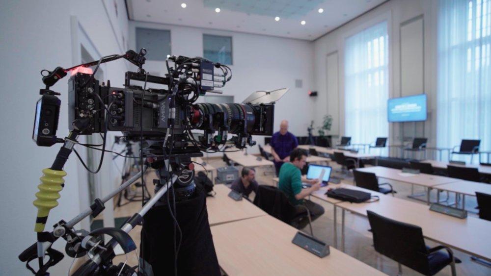 Virtuelle Hauptversammlung Filmproduktion Frankfurt Mainfilm