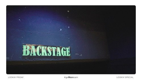 Jahrhunderthalle Frankfurt Backstage