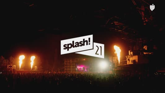 Event Teaser Video splash Festival