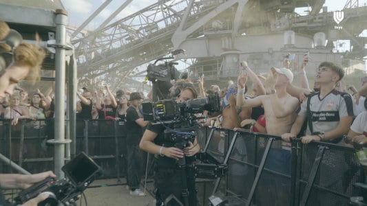 splash Festival Live Streaming Behind the scene Video