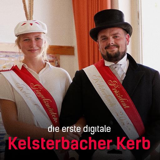 """Das Cover von dem Online Event """"kerbdaheim"""", produziert von dem Live Streaming AnbieterMainfilm"""