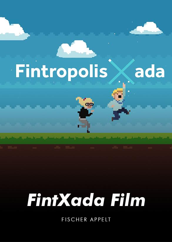 """Das Cover von dem Imagefilm """"FintXada"""", produziert von der Filmproduktion Mainfilm"""