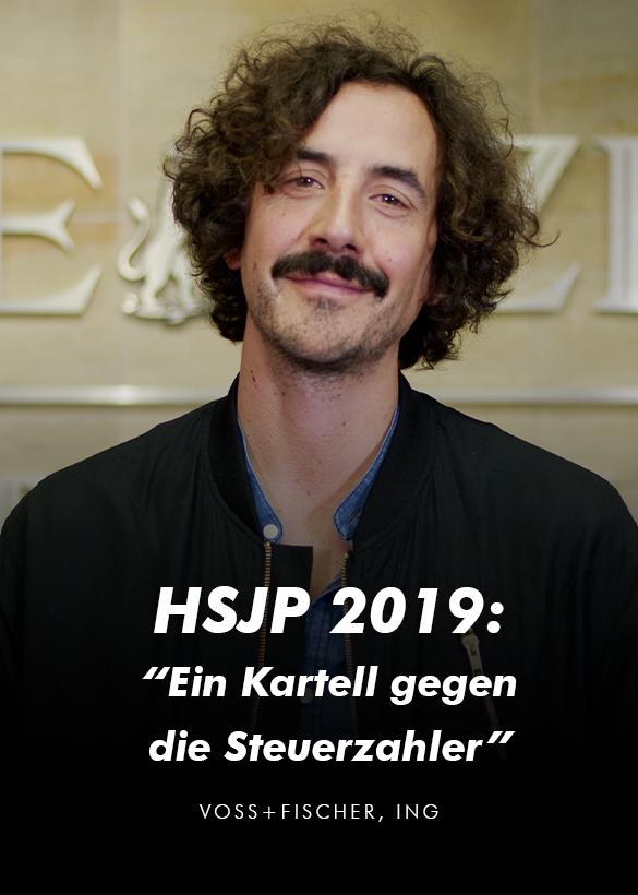 Das Cover von der Videoproduktion für den Helmut Schmidt Journalistenpreis 2019, produziert von der Videoagentur Mainfilm